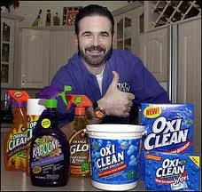 Billy Mays Oxi-Clean?!