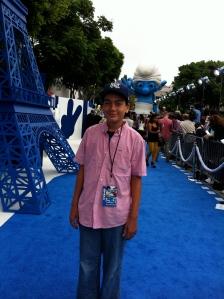 Smurfin' Tour Eiffel