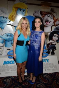 Pop Princesses Britney and Katy! Love them!