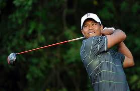 Tiger is back on the greens