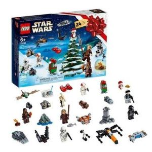 2019 advent starwars lego