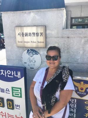DNA sample Seoul Police